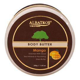 Body butter masło do ciała mango