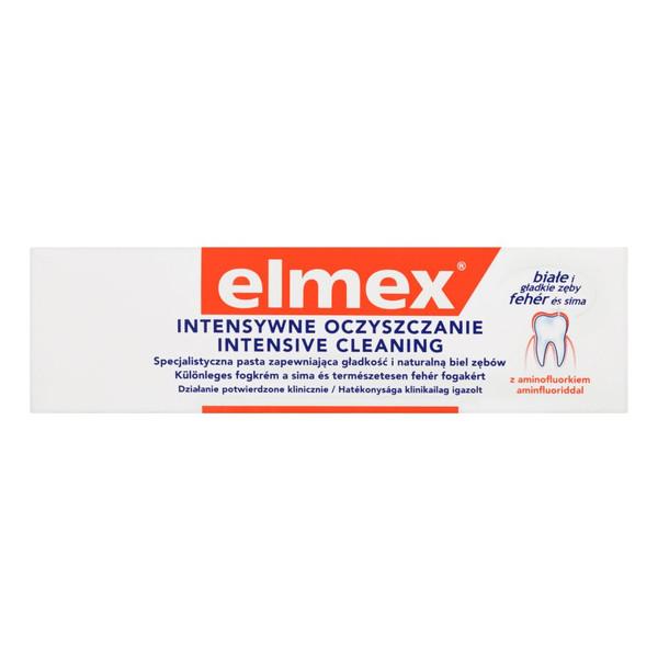 elmex Pasta do zębów Intensywne Czyszczenie 50ml