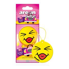 Smile dry odświeżacz do samochodu bubble gum