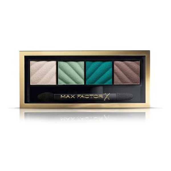 Max Factor Smokey Eye Matte Drama Kit 2in1 cienie do powiek i brwi