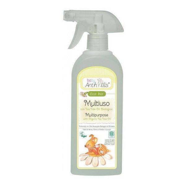 Anthyllis Baby Ekologiczny płyn do czyszczenia powierzchni mających kontakt z dzieckiem 500ml
