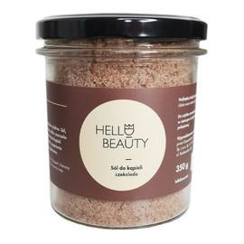 Czekoladowa sól do kąpieli Czekolada z miodem