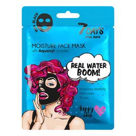 REAL WATER BOOM Nawilżająca maska do twarzy w płachcie