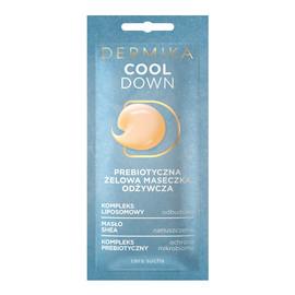 Cool Down probiotyczna żelowa maseczka odżywcza do cery suchej