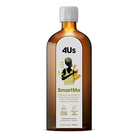 4us smartme bioestry kwasów omega 3-6-9 suplement diety