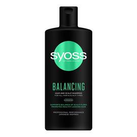 Balancing Szampon do wszystkich rodzajów włosów