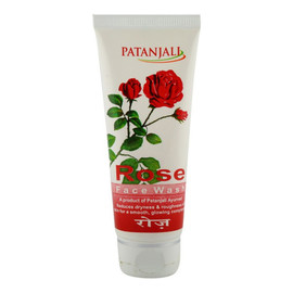 Żel do mycia twarzy Róża