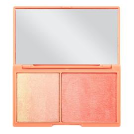 Peach & Glow paletka do konturowania twarzy