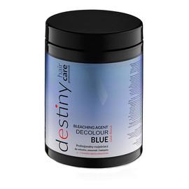 Destiny decolour blue profesjonalny rozjaśniacz do włosów pasemek i balejażu