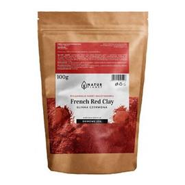 Glinka oryginalna francuska Czerwona