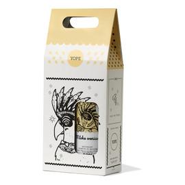 zestaw (naturalny szampon do włosów Mleko Owsiane 300ml + odżywka do włosów Mleko Owsiane 170ml)