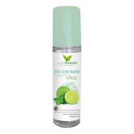 Naturalny Dezodorant W Sprayu Limonka i Mięta