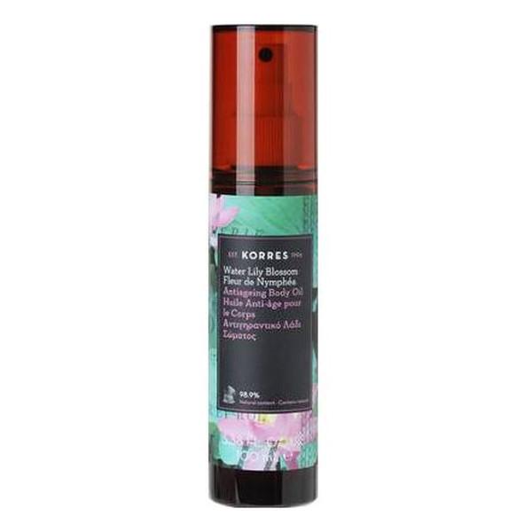 Korres Water Lily Blossom Dry Body Oil Suchy Olejek do ciała o zapachu kwiatów wodnych 100ml