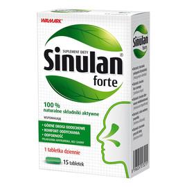Forte suplement diety 15 tabletek