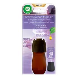 Mgiełka z olejkami eterycznymi relaks wkład do automatycznego odświeżacza jaśmin & zielona herbata & kwiat lotosu