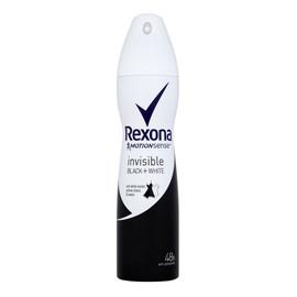 Dezodorant spray Invisible Black & White