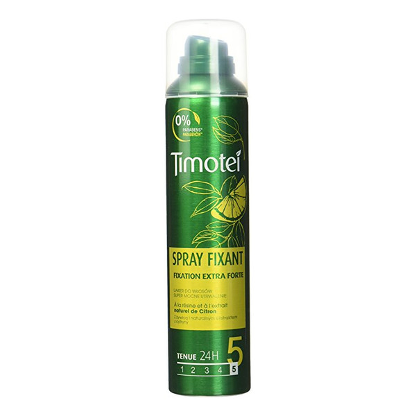 Timotei Lakier do włosów Fixation Extra Forte super mocne utrwalenie 250ml