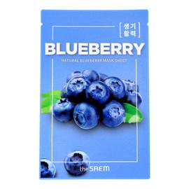 Maska w płacie Blueberry