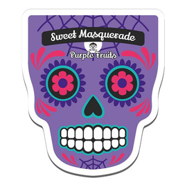 Sweet Masquarade Purple Fruits Sheet Mask nawadniająco-rewitalizująca maseczka w płachcie