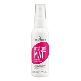 spray do utwalania makijażu