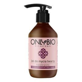hipoalergiczny żel do mycia twarzy z olejem z rzepaku