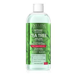Tea Tree Żel pod prysznic odświeżający antybakteryjny