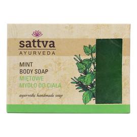 Mydło glicerynowe mint