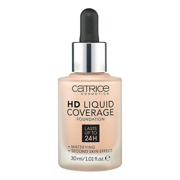 Catrice HD Liquid Coverage Płynny Podkład Do Twarzy 30ml