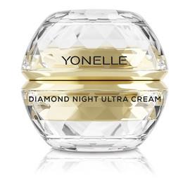 Night Ultra Cream diamentowy krem do twarzy i ust na noc