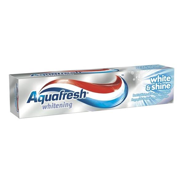 Aquafresh White & Shine Pasta Do Zębów 100ml