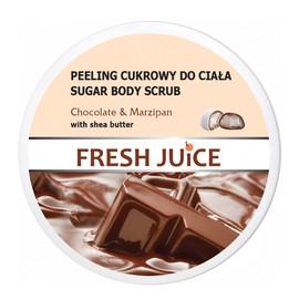 Peeling cukrowy do ciała Chocolate & Marzipan
