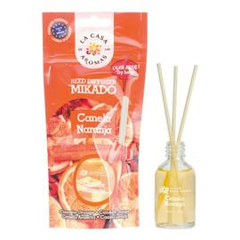 Olejek aromatyczny z patyczkami Cynamon Pomarańcza