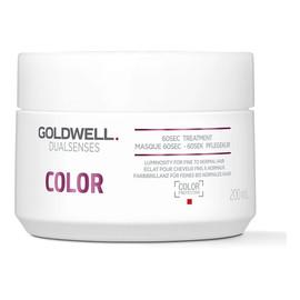 Color 60S Treatment Nabłyszczająca Maska Do Włosów Farbowanych