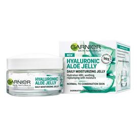 Hyaluronic Aloe Jelly lekki żel nawilżający do twarzy 48h skóra normalna i mieszana