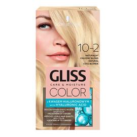 Krem koloryzujący do włosów 10-2 naturalny chłodny blond