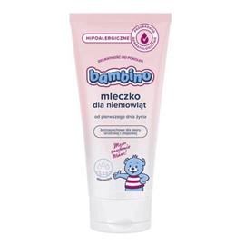 Hipoalergiczne mleczko dla niemowląt bezzapachowe