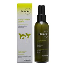 Wyciąg z kiełków rzeżuchy Spray ochronny z filtrami UV do włosów