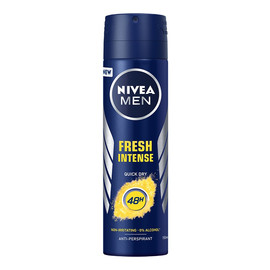 Dezodorant Fresh Intense 48h spray męski