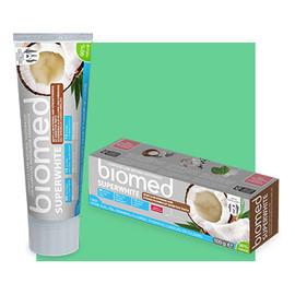 Biomed Superwhite Wybielająca Pasta Do Zębów Do Remineralizacji i Wzmocnienia Szkliwa