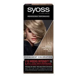 Permanent coloration farba do włosów trwale koloryzująca 7_5 naturalny popielaty blond