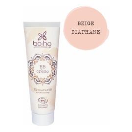 BB Creme Organiczny krem BB o lekkiej nawilżającej formule