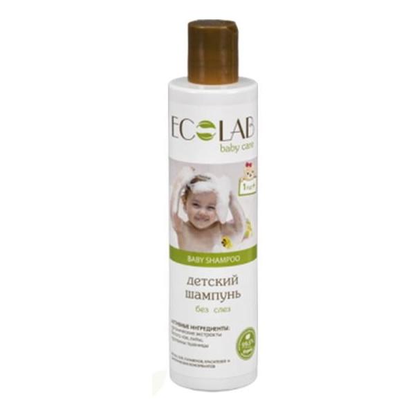 Ecolab Ec Laboratorie Baby Care Szampon Do Włosów Dla Dzieci Od 1+ 250ml