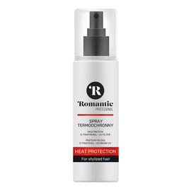 Spray do włosów termoochronny