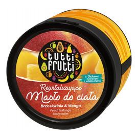 masło do ciała rewitalizujące Brzoskwinia & Mango