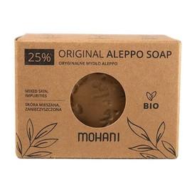 Mydło oliwkowo-laurowe 25%