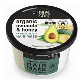 Organiczna Maska Do Włosów