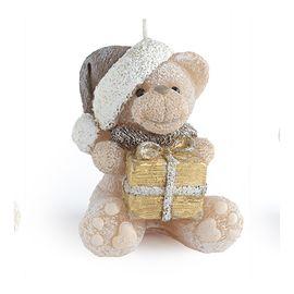 Świeca TEDDY Świąteczny figurka Piasek
