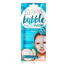 Maska w płachcie Bubble Kokos