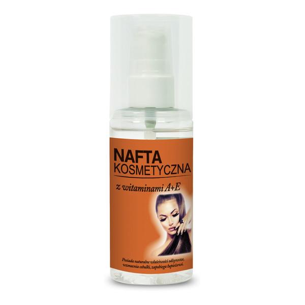 Anna Cosmetics Nafta Kosmetyczna Atomizerem z Witaminami A i E 100g