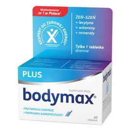 Plus suplement diety 60 tabletek